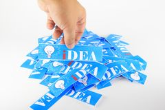 Get More Idea Royalty Free Stock Photos