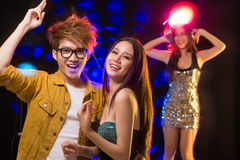 Get party started! Royalty Free Stock Photos