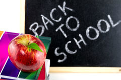 Get ready for back to school Royalty Free Stock Photo