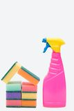 Get ready for spring cleaning Stock Images