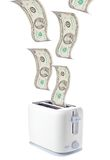 Get rich the easy way Stock Images