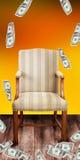 Get rich get money get freedom Stock Photo