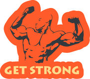 Get Strong Stock Photo