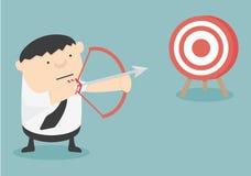 Get Target ,Vector cartoon Stock Images