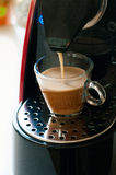 Get your morning java dose Stock Photography
