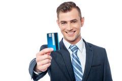 Get your new credit card ! Stock Photos
