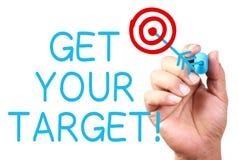 Get Your Target Stock Photos