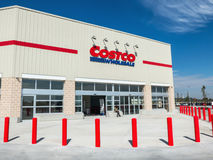 Getafe costco royalty free stock images