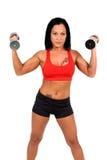 Getatoeërde Bodybuilder Royalty-vrije Stock Afbeeldingen
