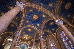 Gethsemane ceiling Stock Photos