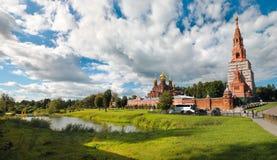 Gethsemane Chernigovsky skit, Russia Stock Photos