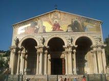 Gethsemani Church Royalty Free Stock Images