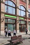 Getinbank, Polen stock foto