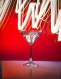 Getränk in einem Nachtclub Lizenzfreies Stockfoto