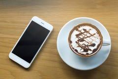 Getränk, Kaffee, Hintergrund Stockfotos
