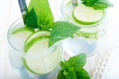 Getränkal limone Stockfotos