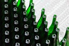 Getränkeflaschen Stockfoto