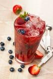 Getränkwaldfrucht Lizenzfreies Stockfoto