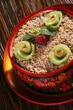 Getreide und Frucht Stockfotos