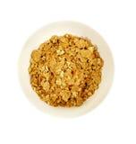 Getreidefrühstück Stockfotografie