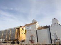 Getreideheber Lizenzfreies Stockbild