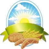Getreidekennsatz Lizenzfreie Stockbilder