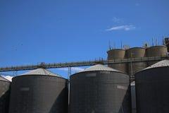 Getreidespeicher Lizenzfreies Stockfoto