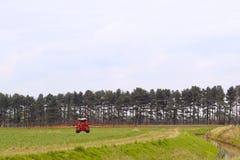 Getreidesprüher Stockbild