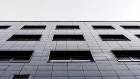 Getrennt auf einem weißen Hintergrund Eine Abbildung auf einem Thema der Architektur Stockbilder