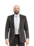 Getrennt über weißem Hintergrund Stockfoto