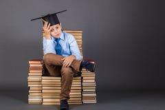 getrennte alte Bücher Lizenzfreie Stockfotos