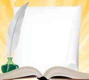 getrennte alte Bücher Lizenzfreie Stockfotografie