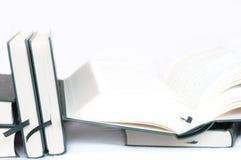Getrennte Bücher Lizenzfreies Stockfoto