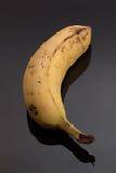 Getrennte Banane Lizenzfreie Stockfotografie