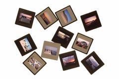 Getrennte Fotoplättchen Lizenzfreie Stockfotos