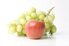 Getrennte Frucht Lizenzfreies Stockfoto