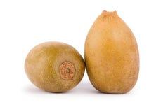 Getrennte Kiwifrucht Stockbilder
