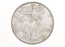 Getrennte Münze Lizenzfreie Stockbilder