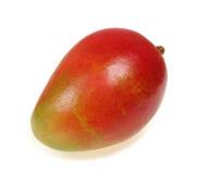 Getrennte Mangofrucht Lizenzfreies Stockbild