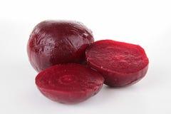 Getrennte rote Rübe Lizenzfreies Stockbild