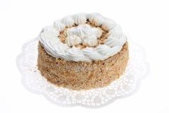 Getrennter Kuchen lizenzfreie stockfotos