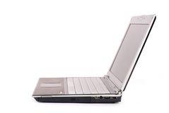 Getrennter Laptop Lizenzfreie Stockfotos