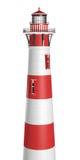 Getrennter Leuchtturm Lizenzfreies Stockfoto