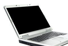 Getrennter Notebook-Computer Stockfotos