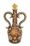 Getrennter Vase Stockfoto