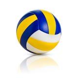Getrennter Volleyball Lizenzfreie Stockfotografie