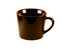Getrenntes Cup stockfotografie