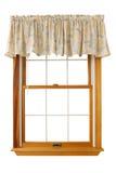 Getrenntes Fenster (Ausschnitts-Pfad) Stockfotos
