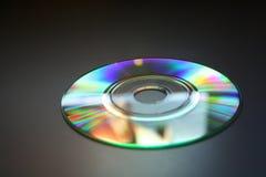 Getrenntes Mini-CD lizenzfreie stockfotos