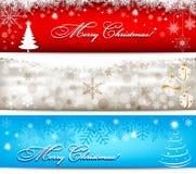 Getrenntes Weihnachtsset Lizenzfreies Stockfoto